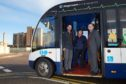 NHS Highland have teamed up with Stagecoach to offer employees a reliable choice to their daily commute.