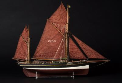 A 'Smack' vessel model
