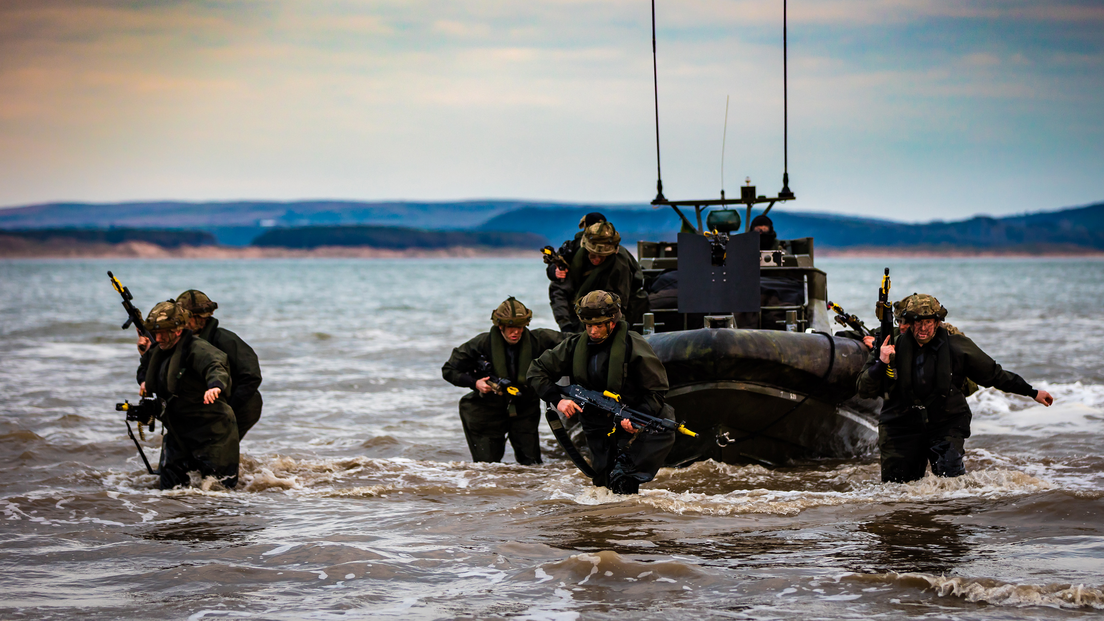 Over 10,000 personnel are to be deployed as a major international military exercise is to come to the north west