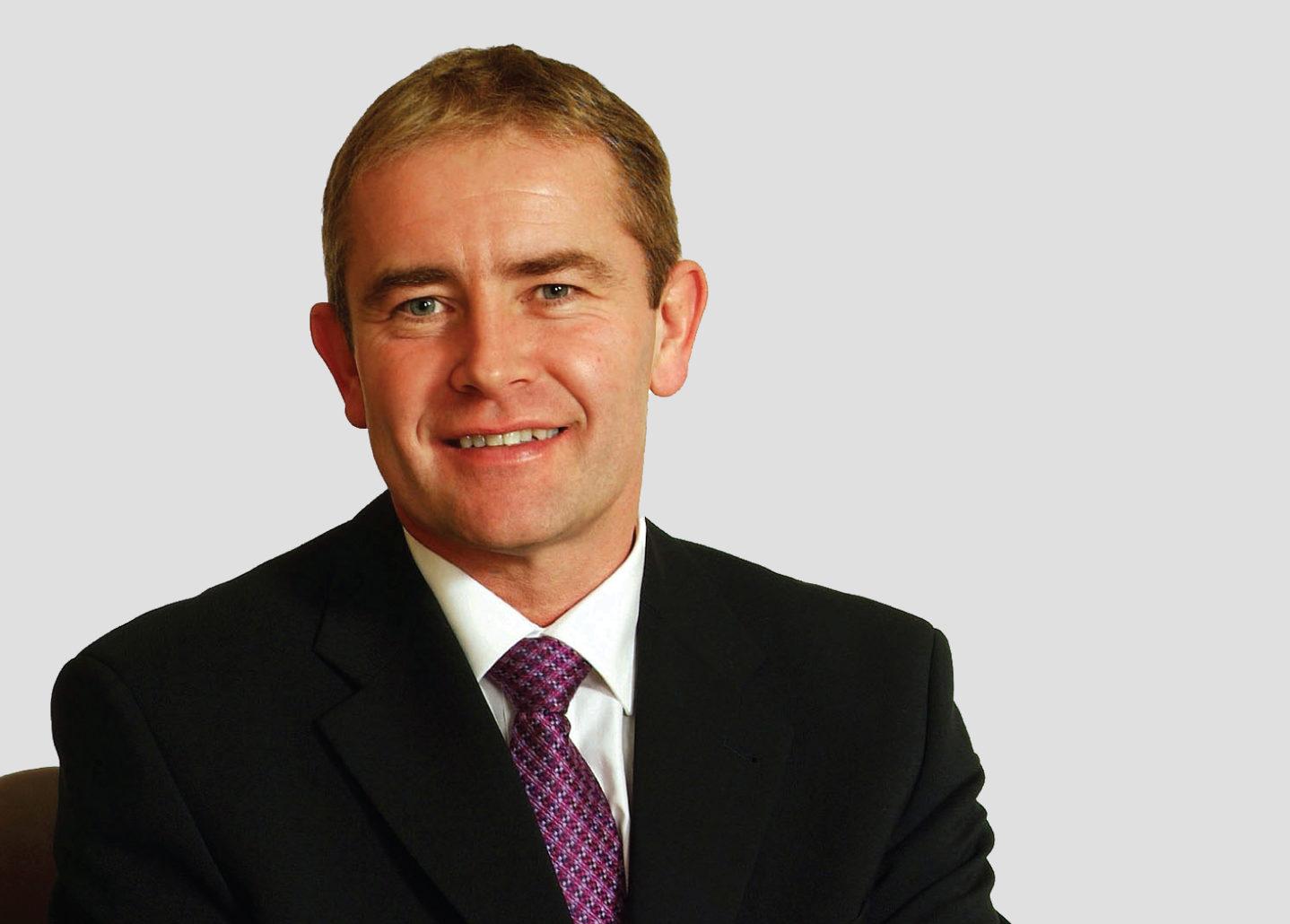Parkmead Group chief executive Tom Cross