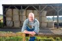 Alistair Robson of Oldmanse Farm, Glass near Huntly.