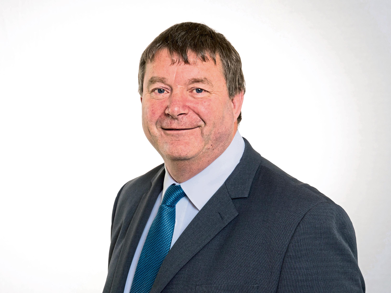 Quality Meat Scotland board member - Professor Charles Milne.
