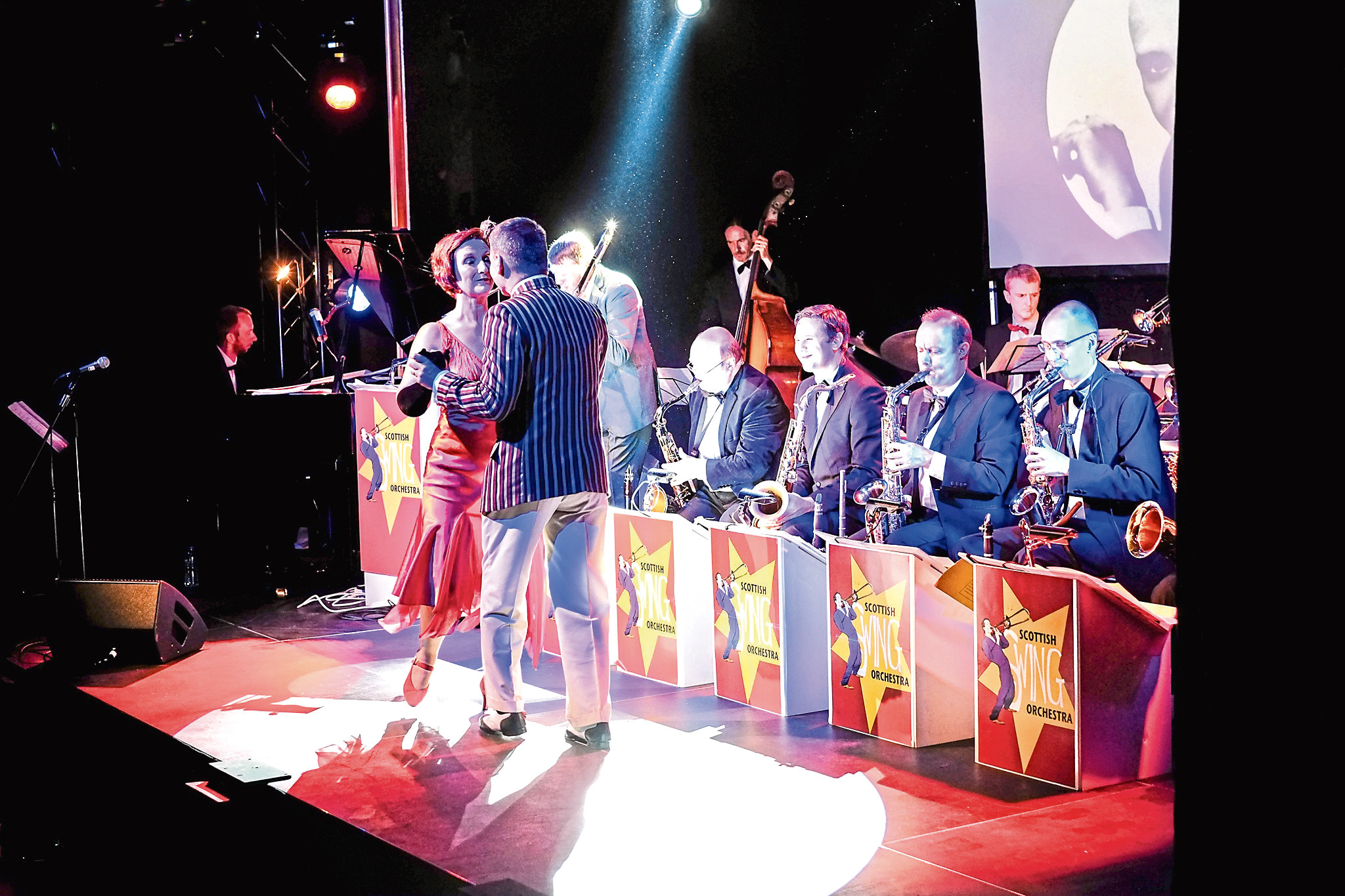 The Story of Swing is one of many bands set to entertain crowds