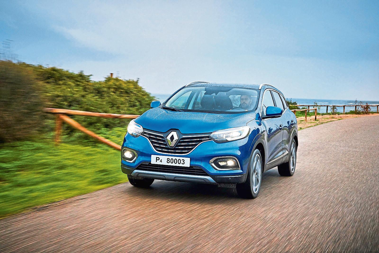 Renault's Kadjar