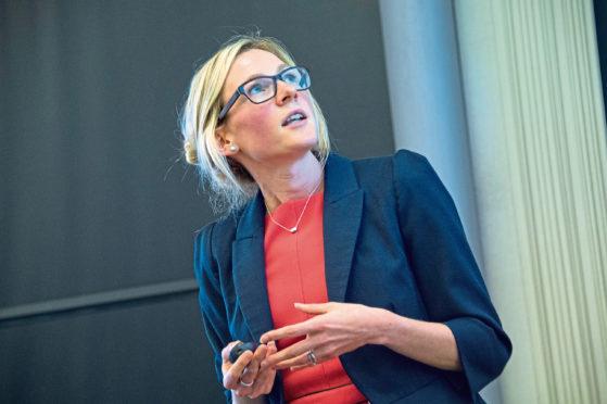 Dr Fiona Rudkin, chief executive of mycoBiologics