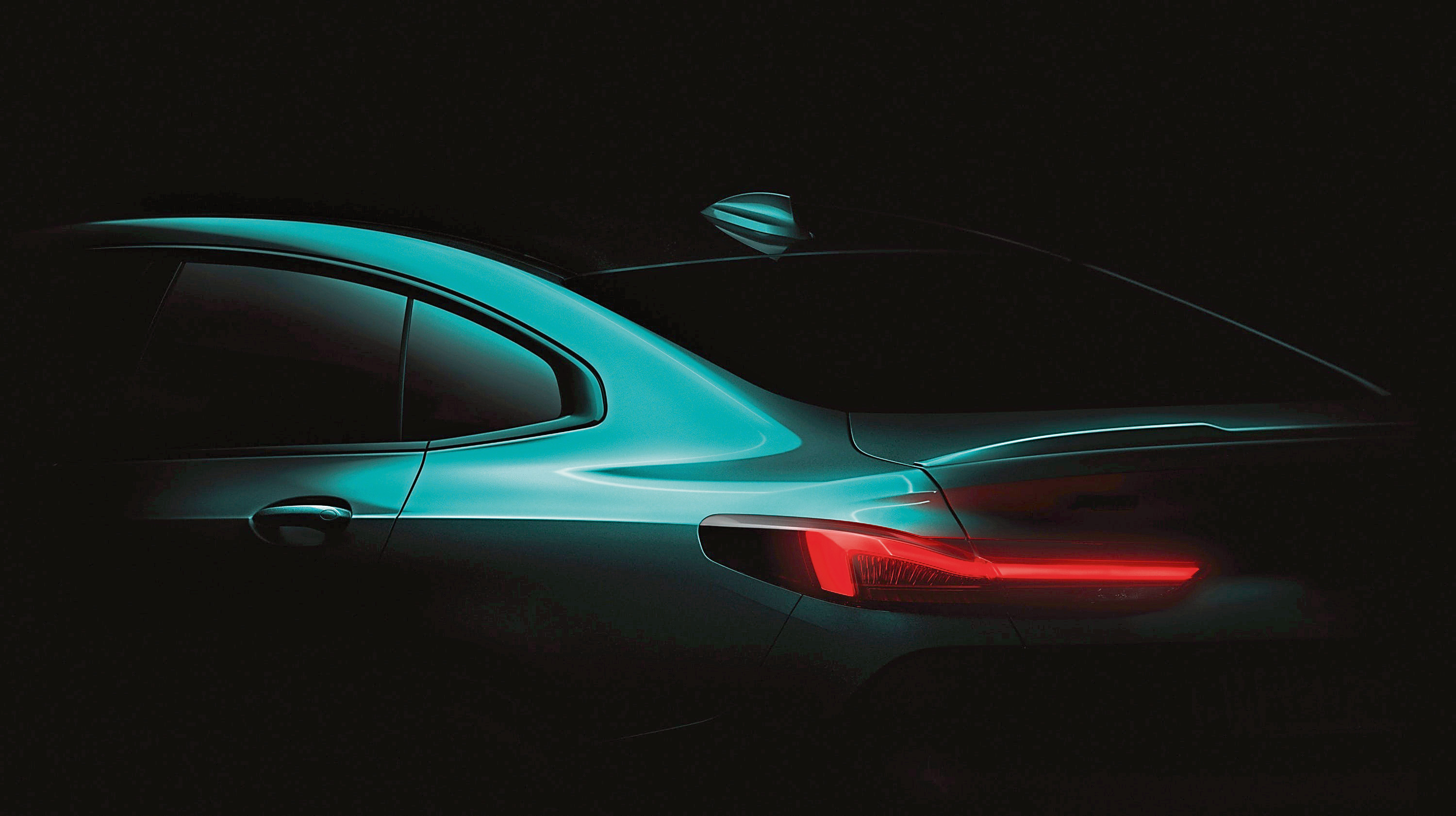 BMW teases 2 Series Gran Coupe