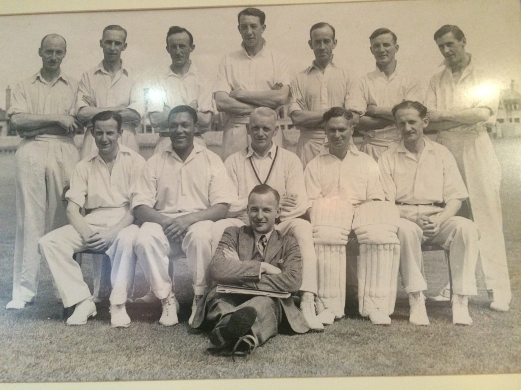 Alma Hunt was one of the great cricketers who graced Aberdeenshire.