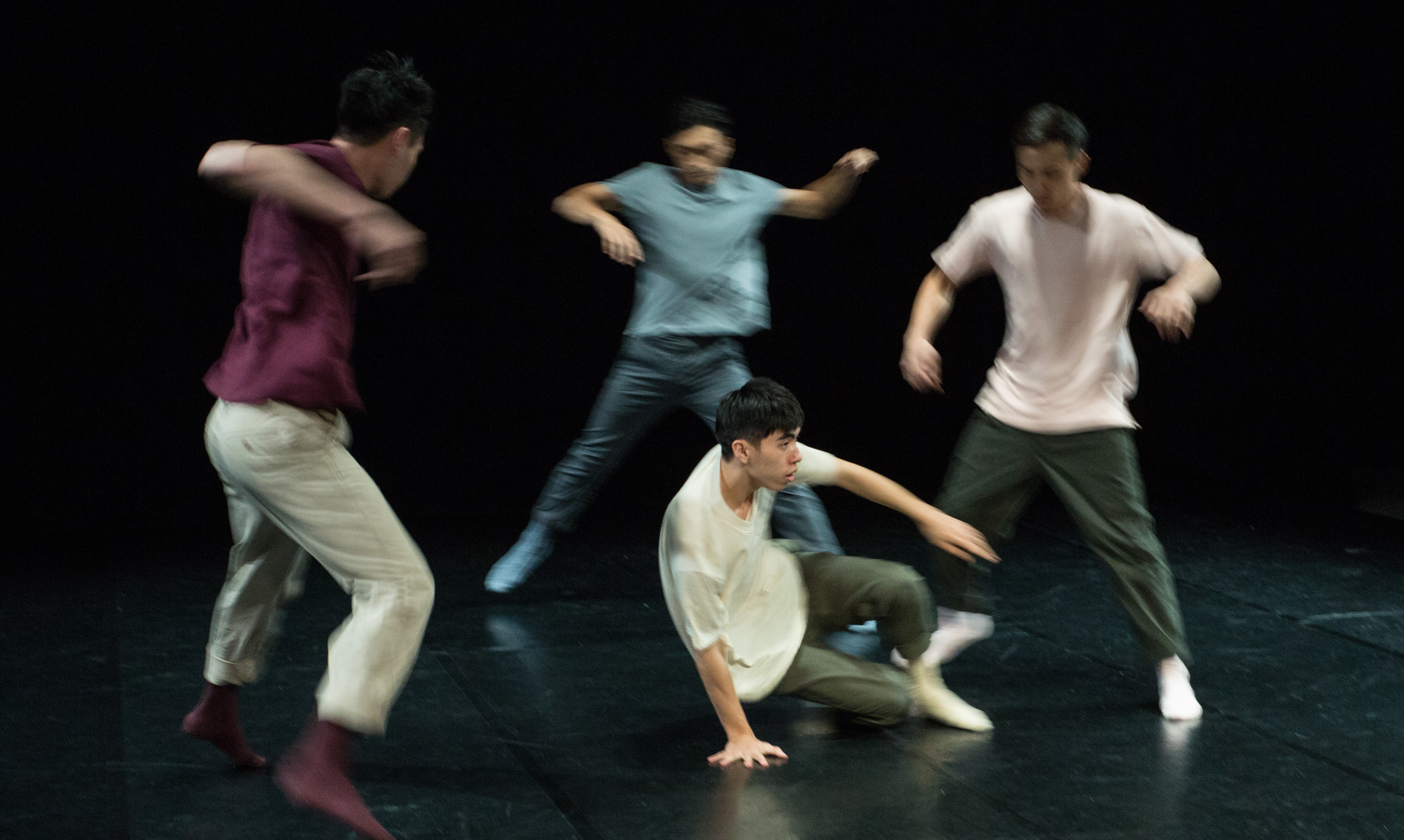 Bon 4 Bon will be performed by a Taiwanese dance group