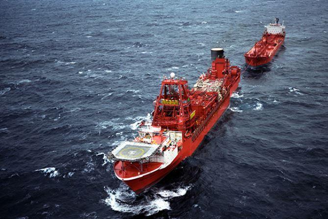 The Petrojarl Foinaven FPSO
