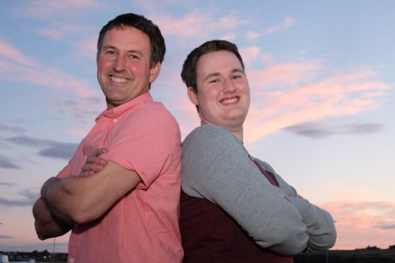 Craig and Callum Gerrie