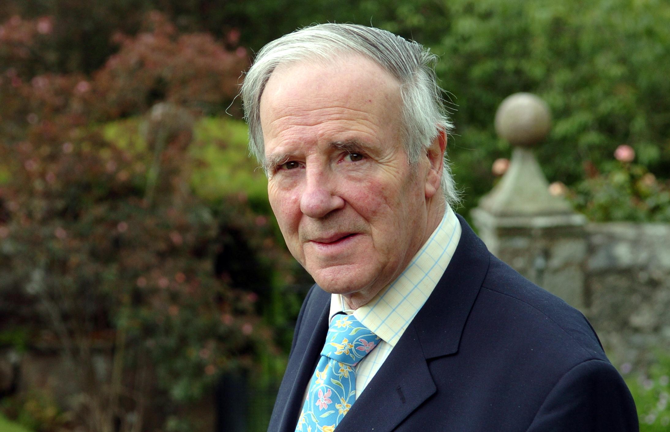 David Paton of the Grandhome Estate