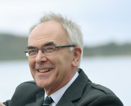 Professor Boyd Robertson