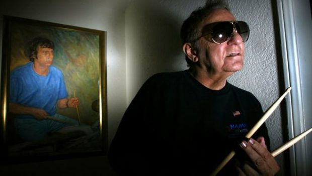 Hal Blaine, who played on 40 No 1 hits, has died aged 90.