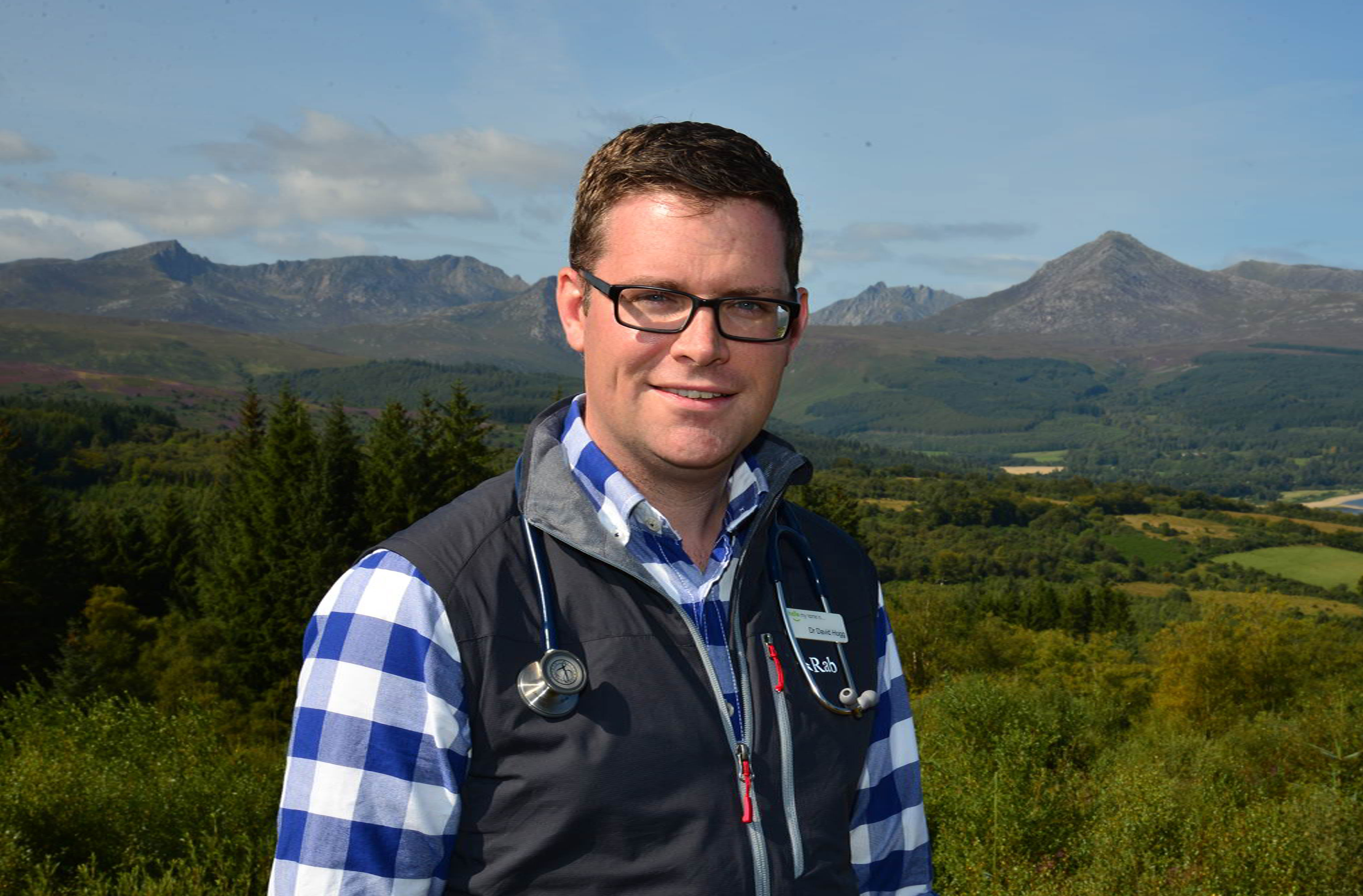 Dr David Hogg