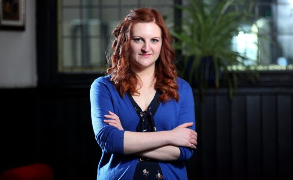 Morna Young has written a play Lost at Sea