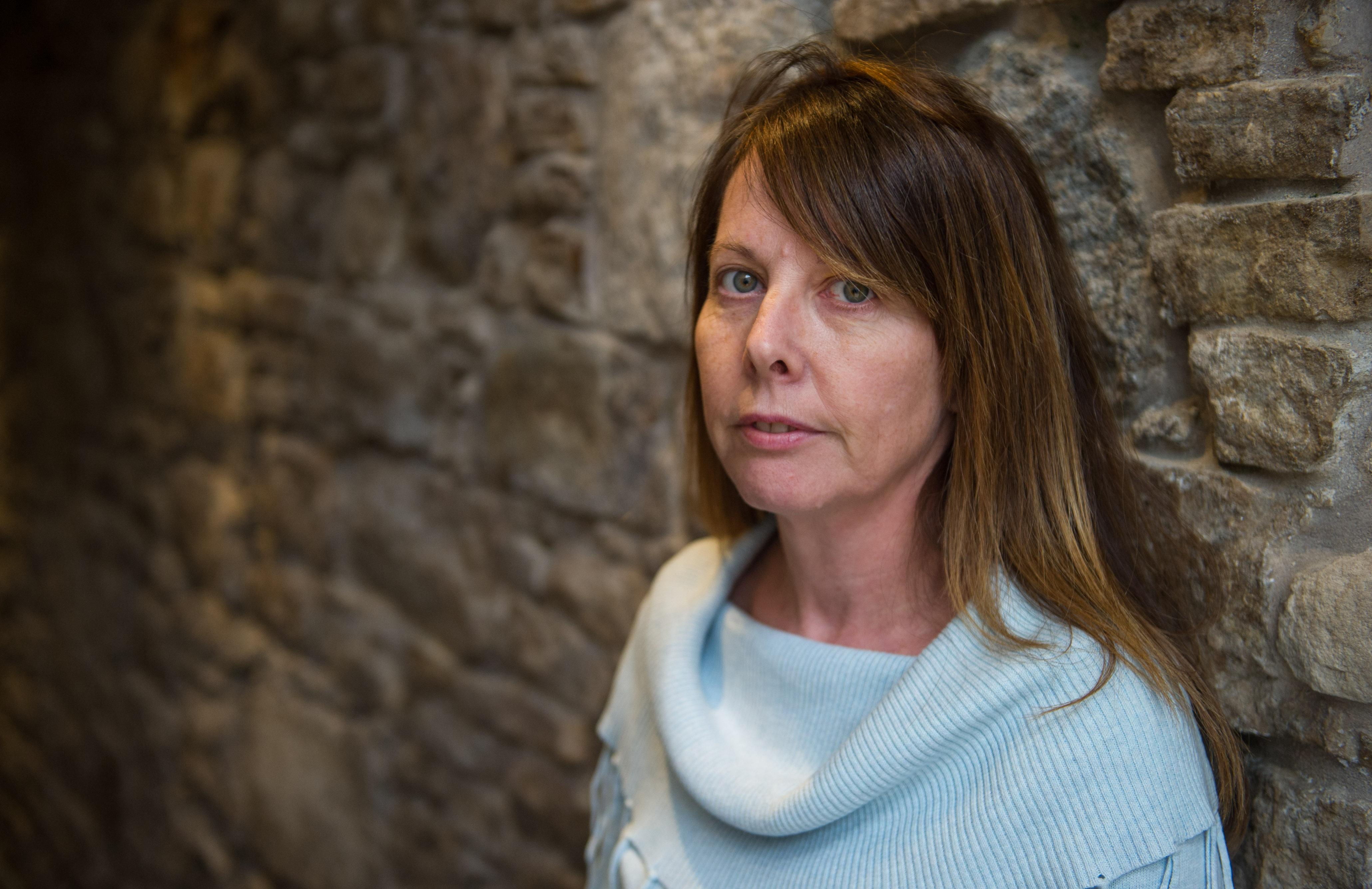 Sandra McKandie from Keiran's Legacy.