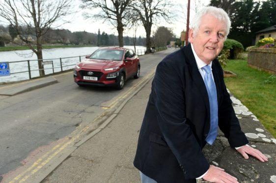 Councillor Bill Boyd