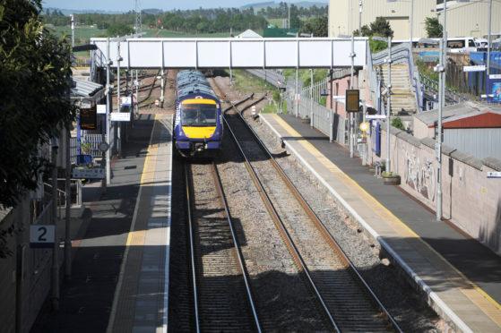 Laurencekirk Station, Laurencekirk,