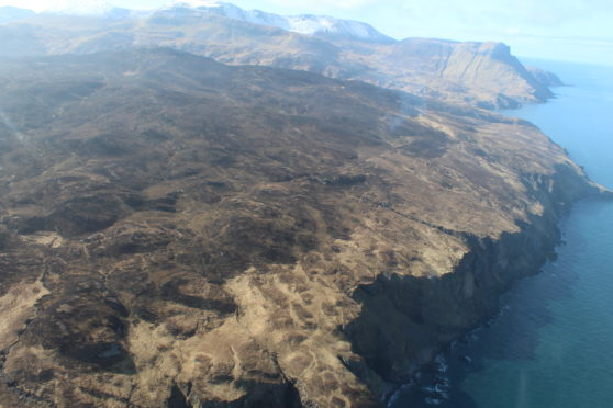 A fire on the Isle of Rum has had a low to medium impact on wildlife, a report published yesterday confirmed.