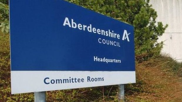 Aberdeenshire Council HQ