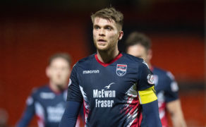 Departed skipper Marcus Fraser says Ross County will kick on in Premiership next season