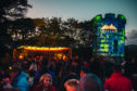 Revellers at the Skye Live festival last year as organisers have announced the full line up ahead of this September's festival