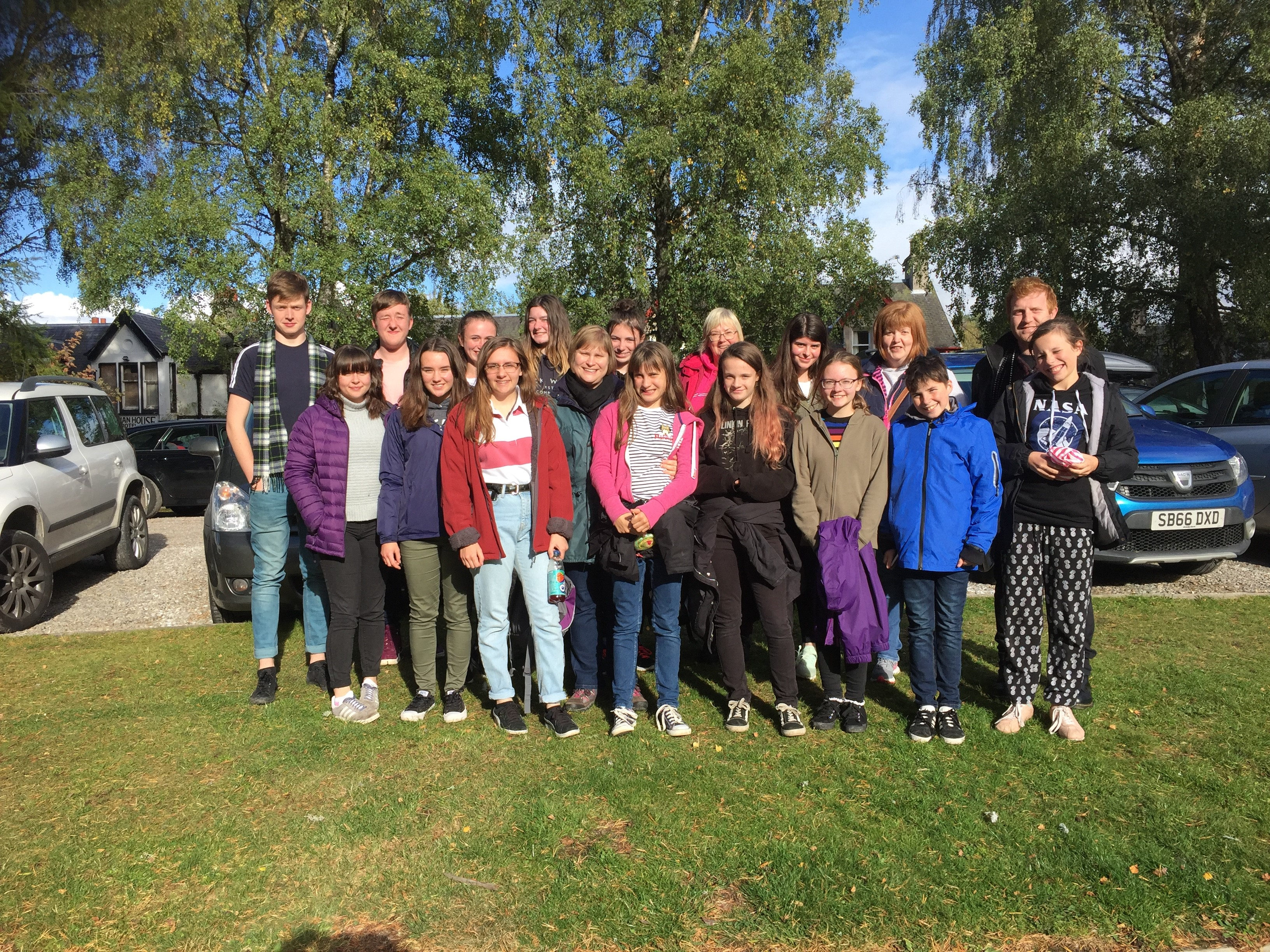 St Rufus Youth Group