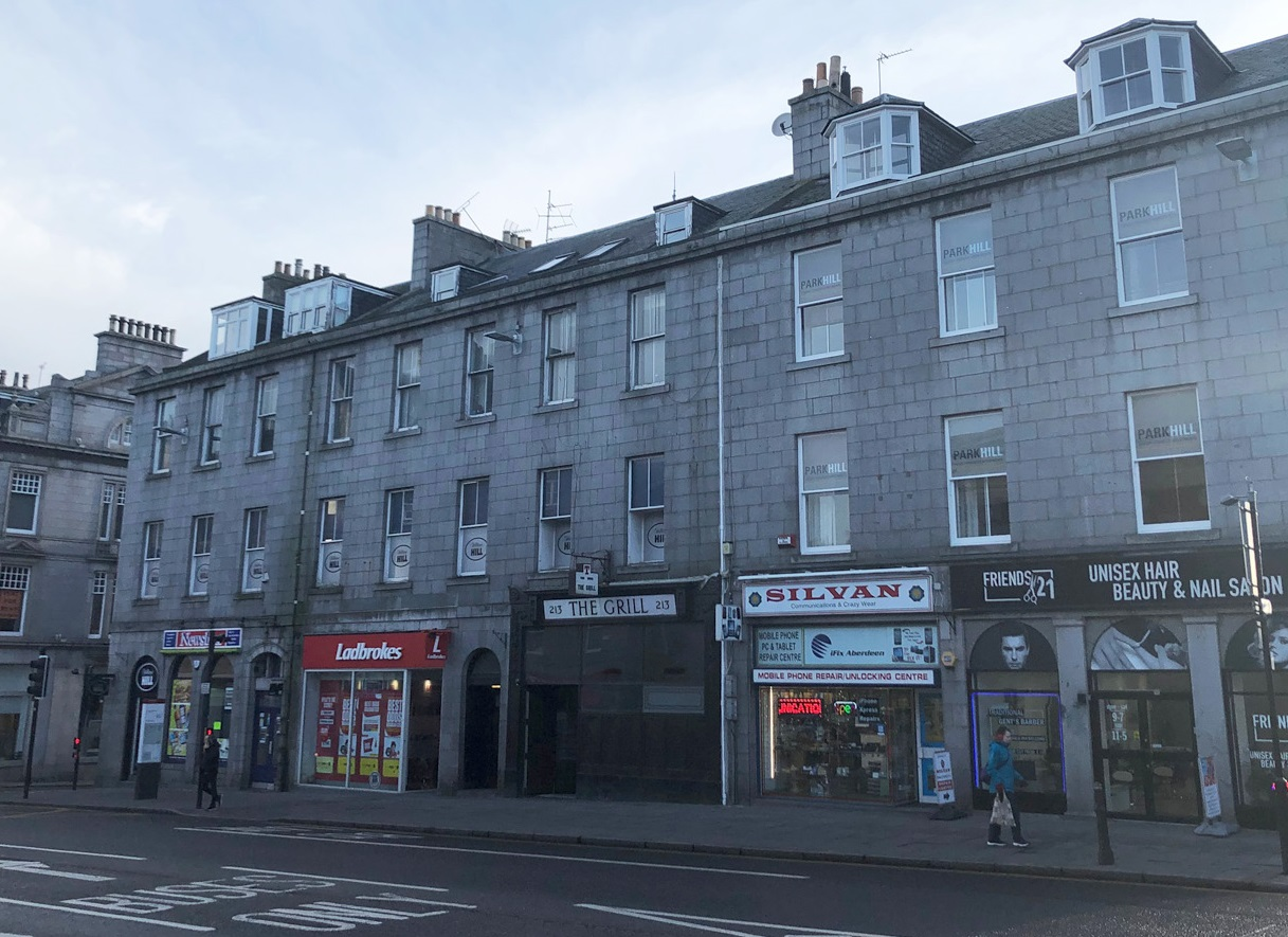 The Grill on Union Street has been bought by The McGinty's Group.