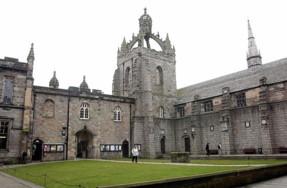 Researchers at Aberdeen University are studying the impact of Covid-19 on those with particular medical vulnerabilities.