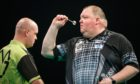 Henderson drew 6-6 with Michael van Gerwen last year.