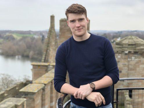 Joe Robson studied   at Aberdeen University.