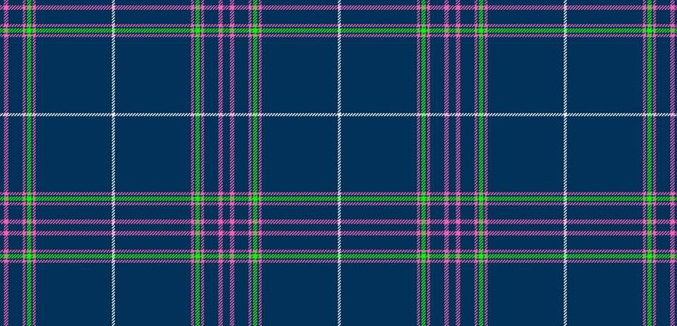 Tanya Horne School of Highland Dance has designed its own tartan.