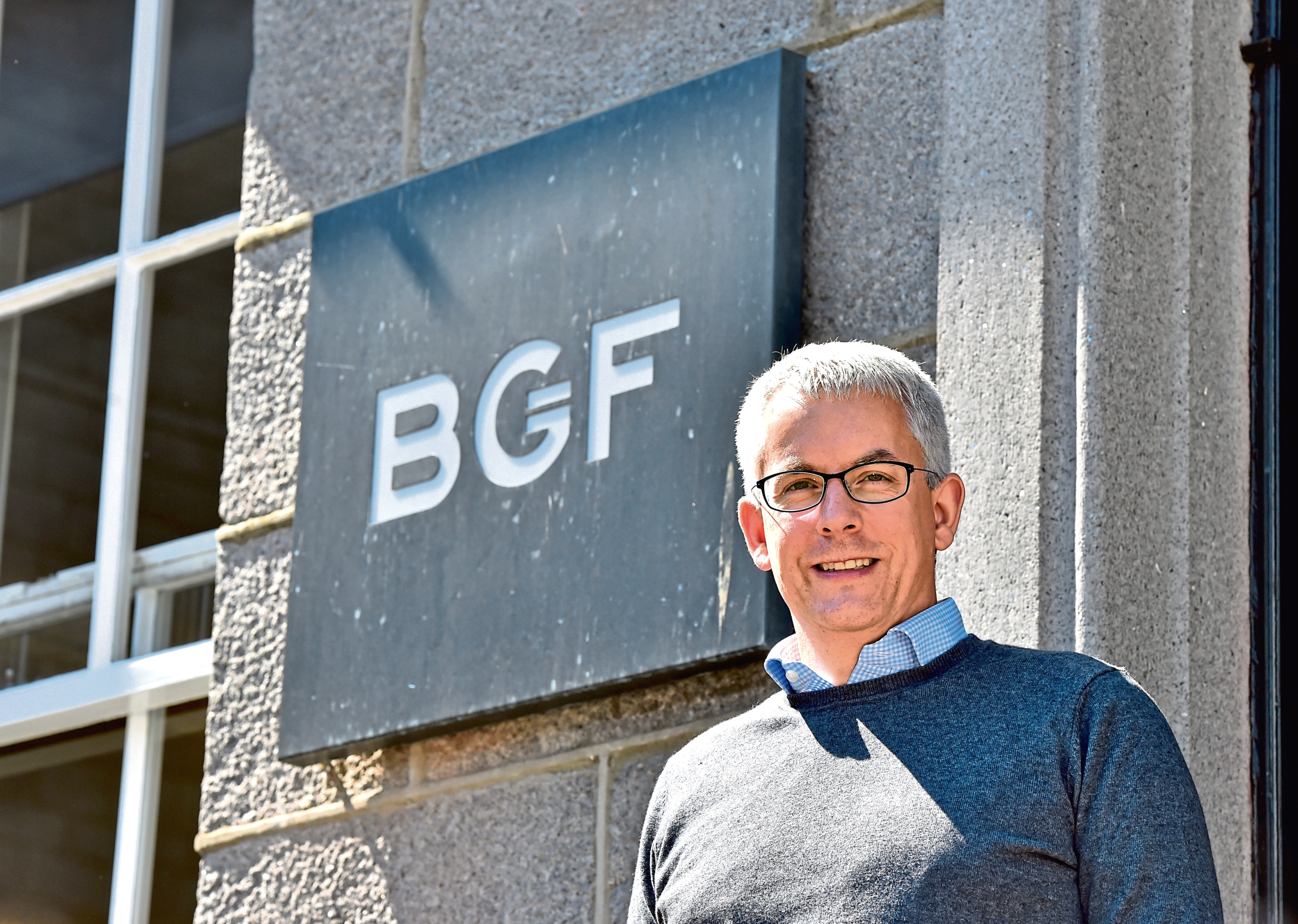 Business Growth Fund, Mike Sibson, Investment Director. 6th July 2018.  Business Growth Fund, Mike Sibson, Investment Director. 6th July 2018. Pictured is Mike Sibson, Investment Director.    Picture by Scott Baxter    06/07/2018