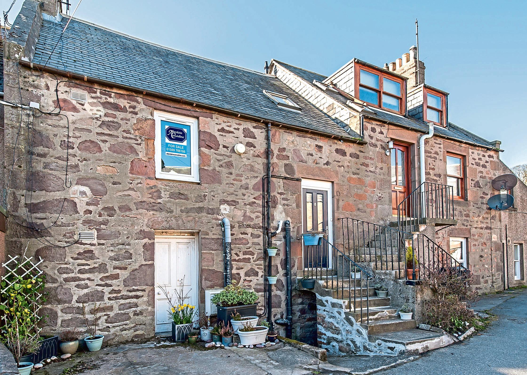 Perfection inside and out is on offer with this north-east home