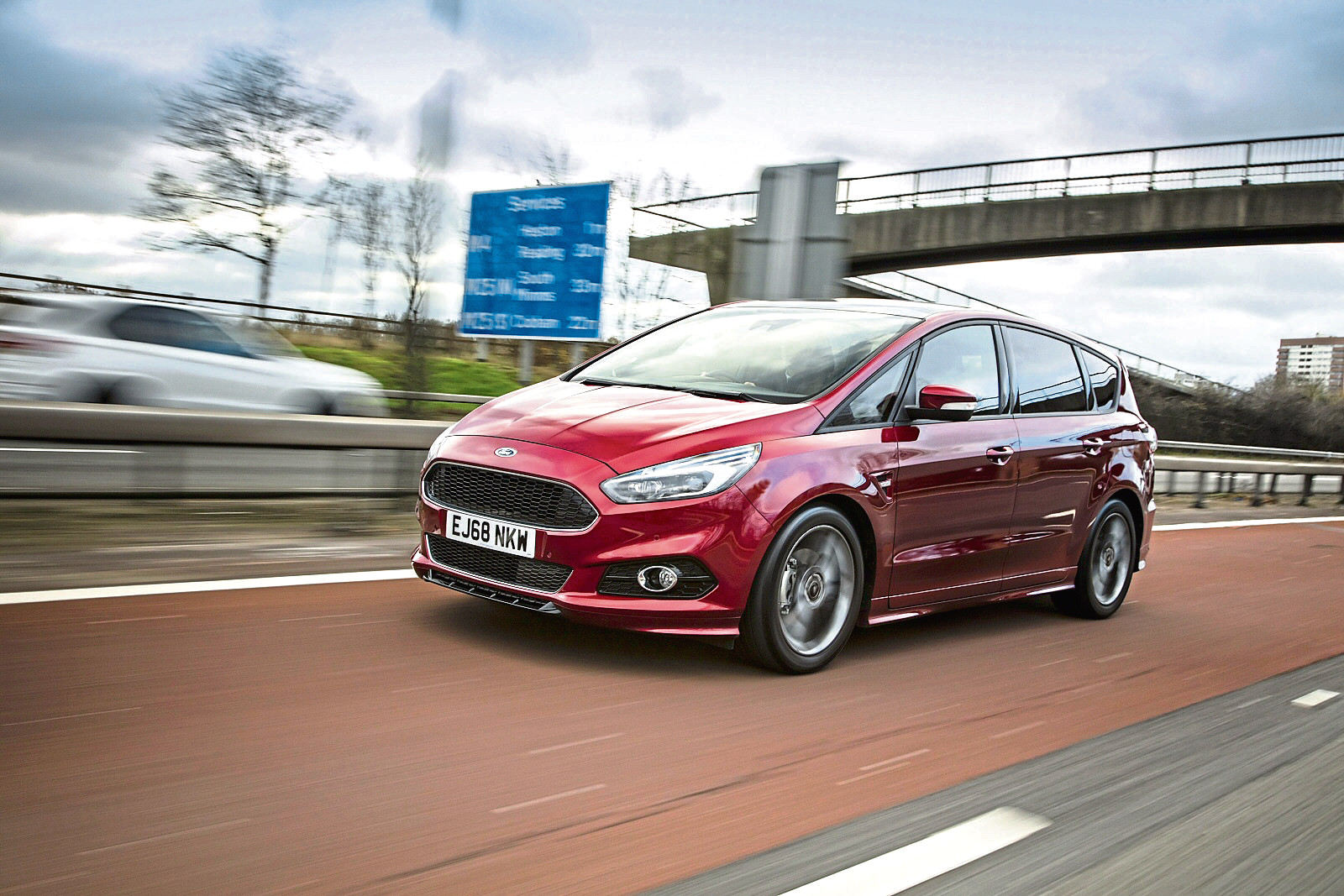 Ford Smax 20 EcoBlue