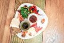 The Merchants Platter.  Pictures by Jason Hedges.