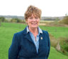 Cathryn Williamson - new president of the Beef Shorthorn Cattle Society
