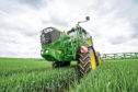 Weather impacted profits at Frontier Agriculture.