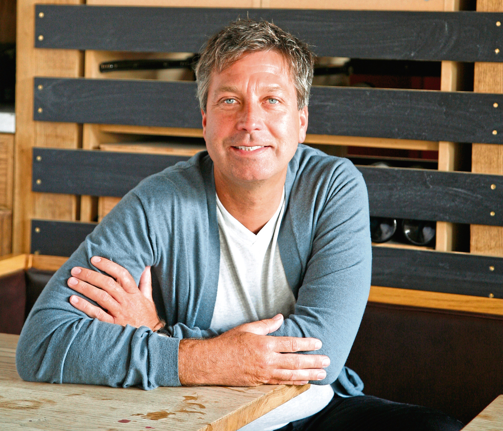 John Torode will headline a cooking demonstration at Taste of Grampian 2019
