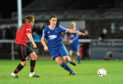 Cove's Grant Campbell in action