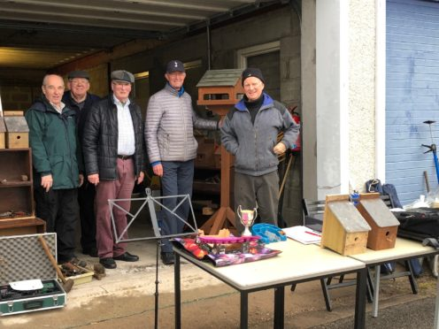 The men's shed is a step closer to a permanent base.