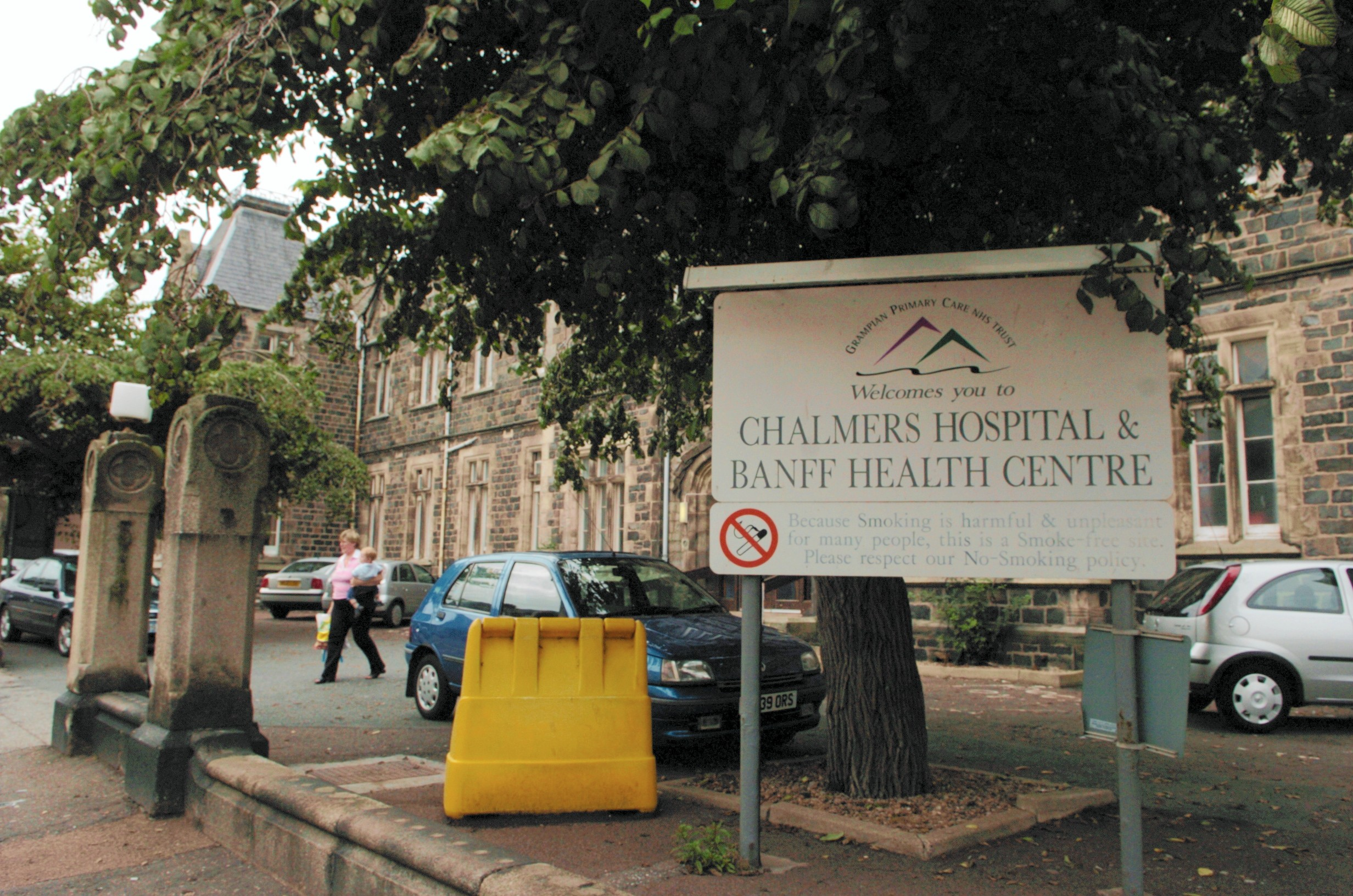 Chalmers Hospital and Banff Health centre