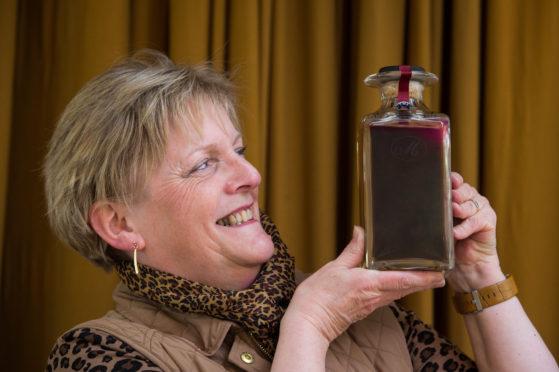 Craigellachie Village Council chairwoman Jane Tweedie.