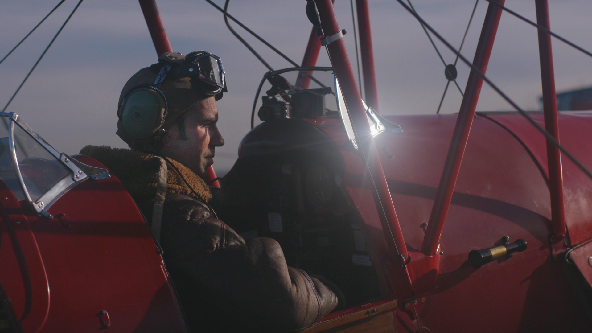 James Crawford ready for take off in new BBC show