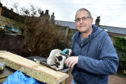 John Grant is searching for premises for the Fraserburgh Men's Shed