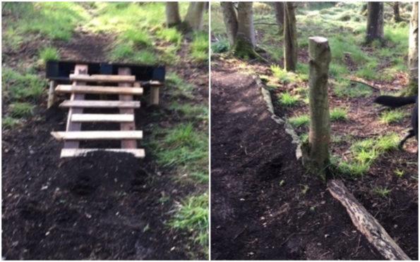 Kincorth Hill ramps