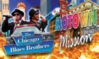 The Chicago Blues Brothers are coming to Eden Court next month