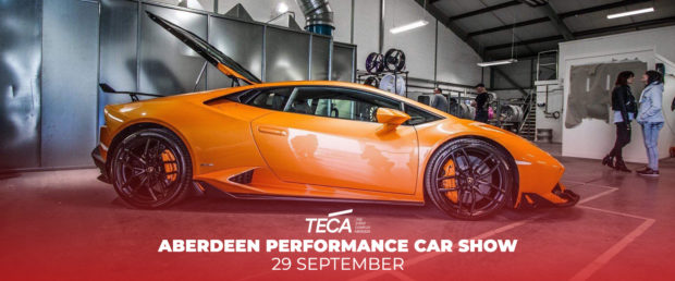 The Aberdeen Performance Car Show will be held in September.