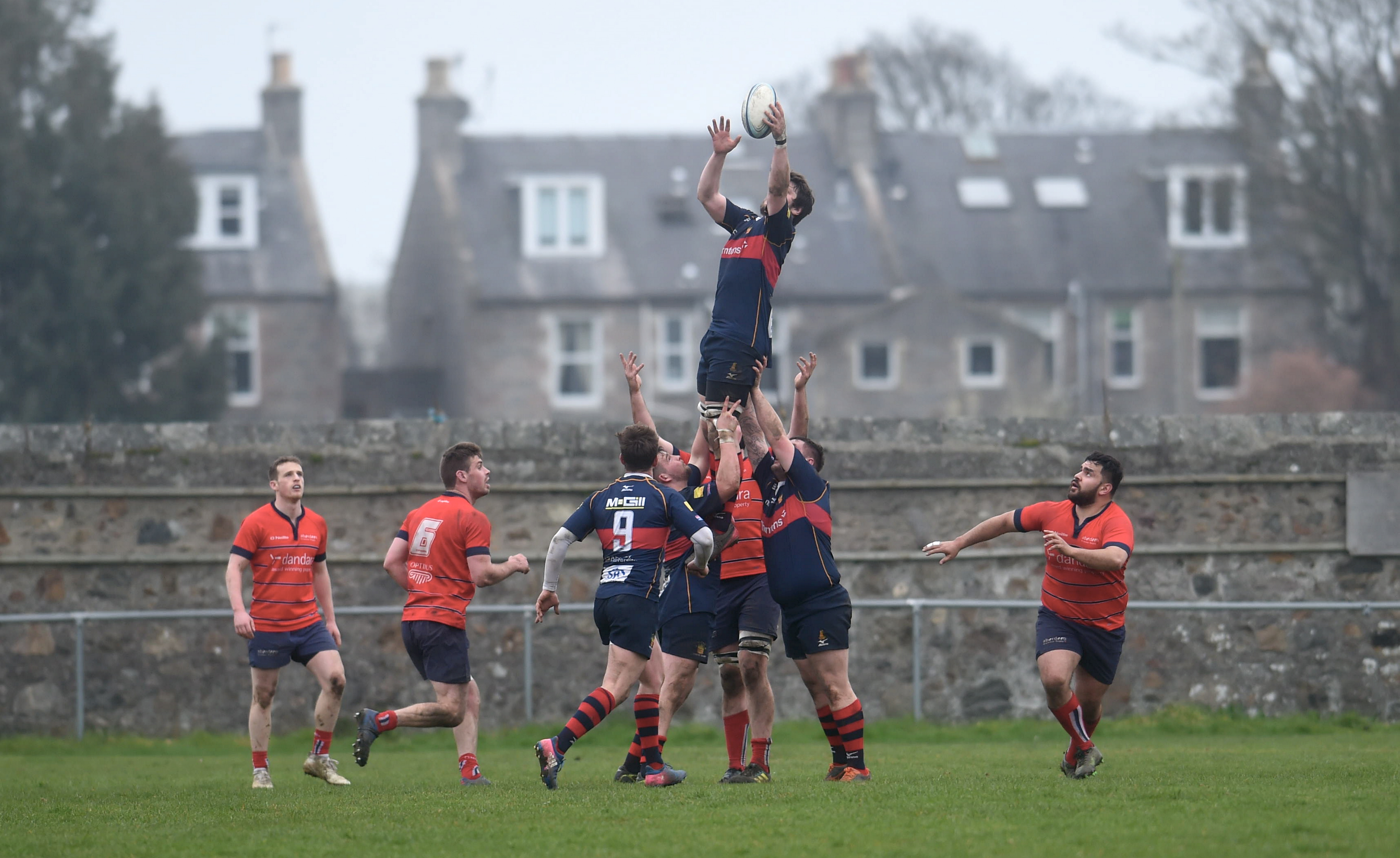 Aberdeen Grammar almost won the Scottish Premiership under Damian Reidy.