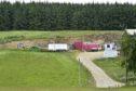 The Neil Murray Housebuilders Ltd site at Westside of Forglen